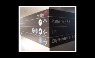 Way Finding/Directional Signs